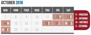 Fires Calendar
