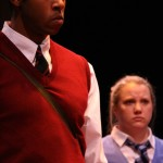 Gilbert Feliciano as Thami and Chelsie Kinney as Isabel; Kristeen Crosser Photographer