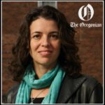Quiara in the Oregonian
