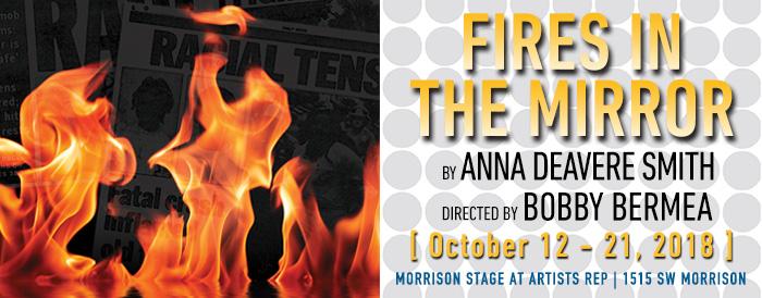 Fires banner