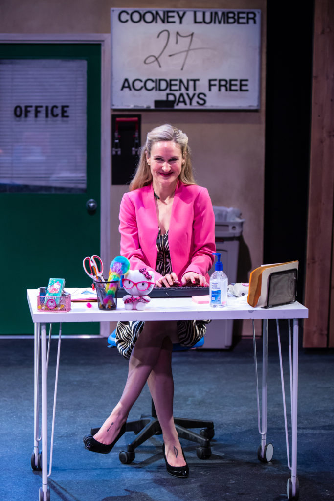 The Secretaries at Profile Theatre