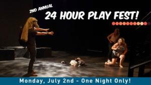 2018 24 Hour play Fest