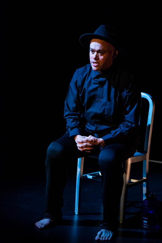 Rabbi Joseph Spiel Fires in the Mirror at Profile Theatre.
