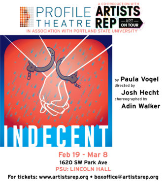 Indecent by Paula Vogel directed by Josh Hecht